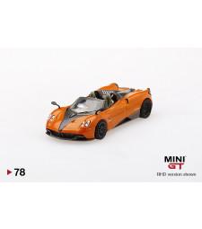 Pagani Huayra Roadster Arancio Saint Tropez, Orange