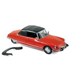 Citroën DS 19 Cabriolet 1965 - Corail Red