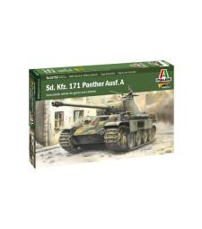 1:56 Германски танк Sonderkraftfahrzeug 171 PANTHER Ausf. A
