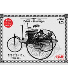 1:24 Първият патентован автомобил на Бенц 1886 (Benz Patent-Motorwagen 1886) 100% нова отливка