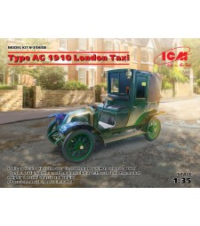 1:35 Лондонско такси Тип АГ 1910 (Type AG 1910 London Taxi)