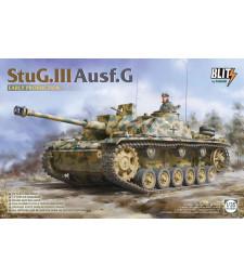 1:35 Германски танк StuG.III Ausf.G, ранно производство