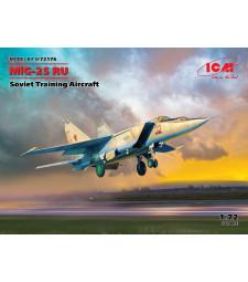1:72 Съветски тренировъчен самолет MiG-25 RU (MiG-25 RU, Soviet Training Aircraft)