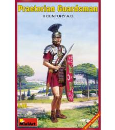 1:16 Преторианец II век. н.е. (Praetorian Guardsman. II century A.D.)