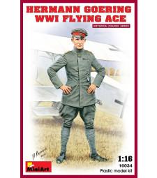 1:16 Херман Гьоринг, ас от Първата световна война (Hermann Goering, WW1 Flying Ace)