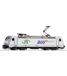 Електрически локомотив BR 185.2 ITL, 2 пантографа, епоха VI