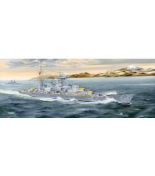 1:350 Германски тежък крайцер Blucher