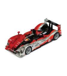 Audi R15 TDI #8 (A.Lotterer / M.Fassler / B.Treluyer) 24h Le Mans 2010