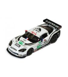 Corvette C6.R #72 (S.Gregoire / J.Policard / D.Hart) 24h Le Mans 2010