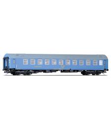 Туристически спален вагон на БДЖ, епоха IV