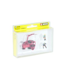 Трактор »Fahr«