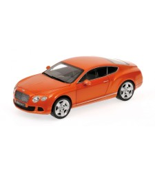 BENTLEY CONTINENTAL GT - 2011 - ORANGE METALLIC