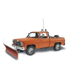 1:24 Автомобил GMC Pickup със снегорин