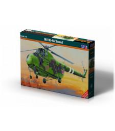"""1:72 Военно-транспортен хеликоптер Мил Ми-4 (Mil Mi-4 """"Hound"""")"""