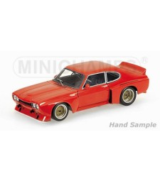FORD CAPRI RS 3100 – RACING - 1974 - RED