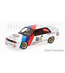 BMW M3 - M-TEAM SCHNITZER - RAVAGLIA & PIRRO - CALDER WTCC 1987