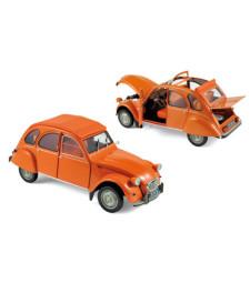 Citroеn 2CV 6 1975 orange
