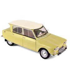 Citroën Ami 6 1964 - Naples Yellow