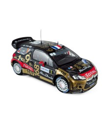 Citroën DS3 WRC - Rallye de France 2013 - Loeb-Elena