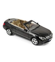 Mercedes-Benz E-Klasse Cabriolet 2010 - Black