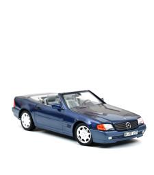 Mercedes-Benz 500 SL 1989 - Blue metallic