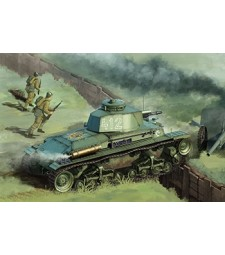 1:35 Танк Skoda LTVz35&R-2 2 в1 (Източноевропейски фронт)