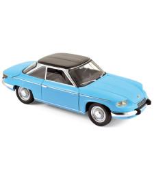 Panhard 24 CT 1964 - Tolede Blue & Black