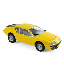 Renault Alpine A310 1977 - Yellow