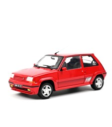 Renault Supercinq GT Turbo 1989 - Red