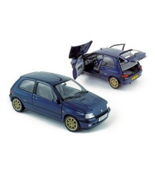 Renault Clio Williams 1993 blue