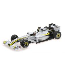 BRAWN GP BGP001 - JENSON BUTTON - WORLD CHAMPION 2009
