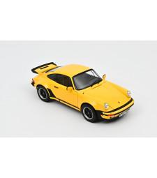 Porsche 911 turbo 3.0 1976 - Yellow