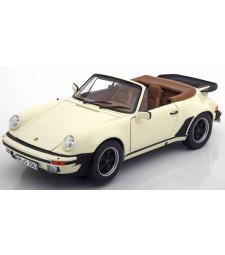 Porsche 911 Turbo Cabriolet 1987 - Ivory