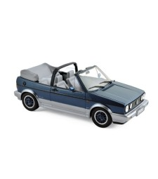 "Volksagen Golf Cabriolet ""Bel Air"" 1992 - Blue metallic"
