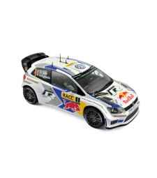Volkswagen Polo R WRC  - World Champion - Spain 2014 – N1 Ogier