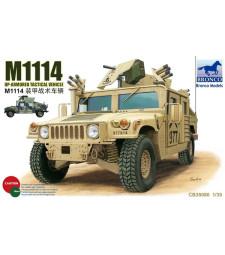 1:35 Брониран технически автомобил M1114