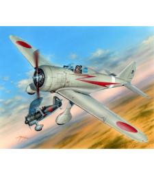 "1:32 Японски самолет Nakajima Ki-27Kó Nate ""Nomonham Aces"""