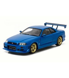 1999 Nissan Skyline GT-R (R34) - Bayside Blue - Artisan Collection
