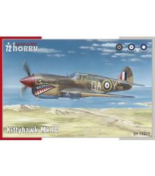 1:72 Изтребител-бомбардировач Kittyhawk Mk.IA