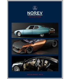 Каталог NOREV - 2014 (Catalogue Norev Collection 2014)