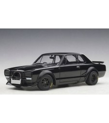 NISSAN SKYLINE GT-R (KPGC-10) RACING 1972 (BLACK)