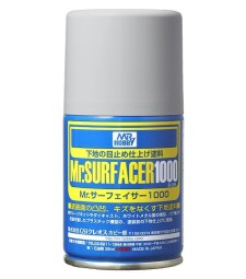 B-505 Спрей-грунд MR.SURFACER 1000 Spray (100 ml)