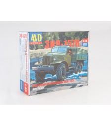 ZIL-157k flatbed truck - Die-cast Model Kit