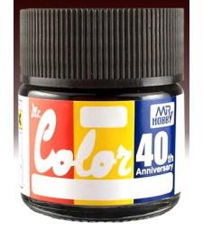 AVC-01 Mr. Color 40th Anniversary Edition Graphite Black (10ml)