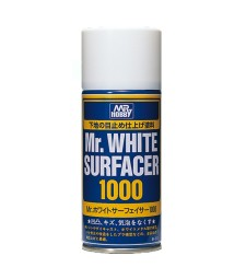 B-511 Спрей-грунд Mr. White Surfacer 1000 Spray (170 ml)