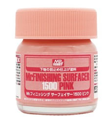 SF-292 Течен грунд Mr. Finishing Surfacer 1500 Pink - 40ml