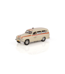 Skoda 1201 (1956) - Ambulance