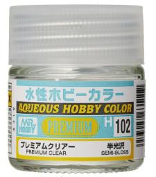H-102 Premium Clear Semi-Gloss (10 ml)