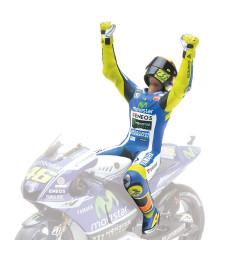 FIGURINE – VALENTINO ROSSI – WINNER AUSTRALIAN GP MOTOGP 2014 L.E. 504 pcs.