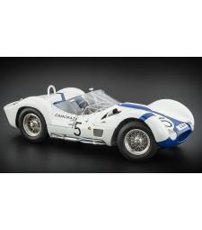 Maserati Tipo 61 #5, 1,000 Km Nürburgring 1960